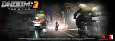 Image result for Dhoom 3: The Game
