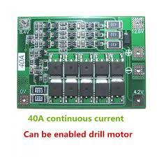 <b>String 12A</b> PCB Module Charger <b>12V 3</b> Battery In Series Battery ...