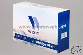 <b>Canon 057H картридж</b> совместимый | Аналог cartridge <b>057H</b> с ...