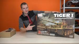 Собери сам <b>танк</b> своей мечты! ... Р/у <b>танк Taigen German</b> Tiger I KIT