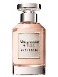 Abercrombie & Fitch <b>Authentic Woman</b> | Douglas.lv