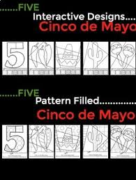 Small Picture Cinco de Mayo Pop Art Coloring Sheets by Art with Jenny K TpT