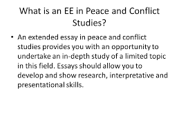 extended essay abstract example Free Essays and Papers