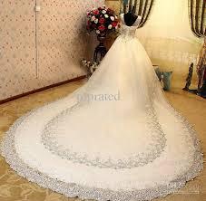 2019 <b>New Luxury</b> Crystal Zuhair Murad Wedding Dresses Lace V ...