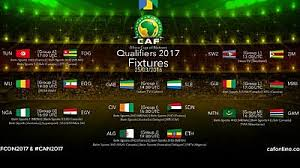 Image result for afcon 2017 logo