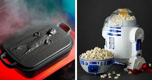 20+ <b>Creative</b> '<b>Star Wars</b>' Kitchen Gadgets That Are Fun and Functional