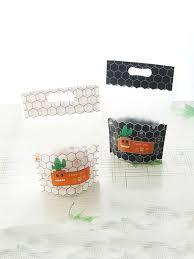 Buy 50 Pcs Baking <b>Packing</b> Bags <b>Cactus Pattern</b> Cookie Biscuit ...