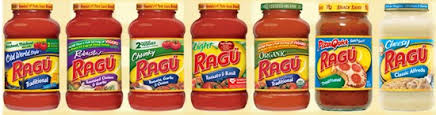 Ragu Printable Coupons