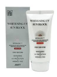 <b>Осветляющий солнцезащитный крем</b> SPF50+/PA+++ WHITENING ...