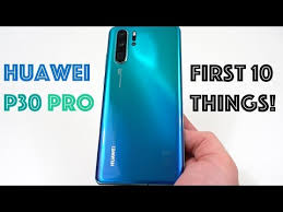 <b>Huawei</b> P30 Pro Smart View <b>Flip Cover</b> Unpackaging & First ...