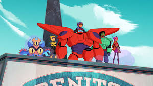 '<b>Big Hero 6: The</b> Series' Renewed at Disney Channel (Exclusive ...