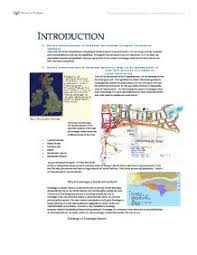Geography Controlled assessment