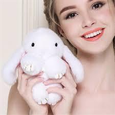 <b>Брелок</b> Кролик из натурального меха (20 см) в Пятигорске. Цена ...