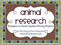 Life in  B     Animal Research   Part      Biography Genre Focus Biome graphic organizer
