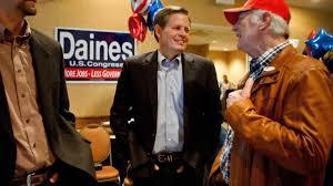 Republican Daines beats <b>Gillan for</b> U.S. Congress seat | Montana ...
