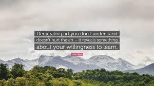 seth godin quote denigrating art you don t understand doesn t seth godin quote denigrating art you don t understand doesn t hurt