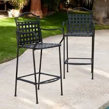 bar height patio chair:  masterwd