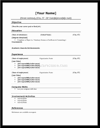 resume examples high school resume template for college resume examples college app resume college recruiter resume sample best resume