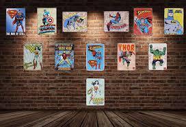 <b>1 pc Thor batman</b> wonder women hulk marvel superhero wonder ...