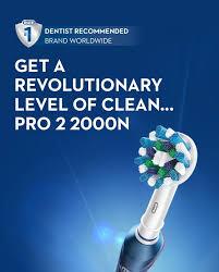 <b>Oral</b>-<b>B</b>: <b>Electric Toothbrushes</b>, Floss, & Dental Health