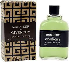 <b>Monsieur de Givenchy</b> 109 ml Eau De Toilette (1st Series): Amazon ...