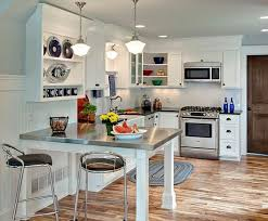 ideas small kitchen seating antique