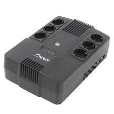 <b>ИБП POWERMAN Brick 800</b> недорого в интернет-магазине UPS ...