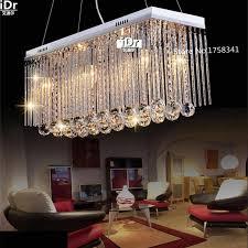 High end European <b>style k9</b> crystal lamps led luxury pendant lights ...