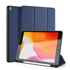 ACHICOO for IP/AD Pro 10.2 2019 <b>Tablet</b> Cover <b>Solid Color</b> ...