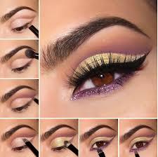 2 step by step tutorial to apply eye makeup 16