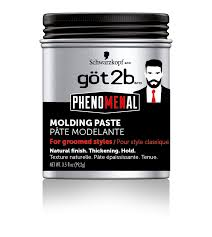 <b>Got2b PhenoMENal</b> Molding Hair Paste, 3.5 Ounce - Walmart.com ...
