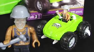 <b>Конструктор</b> - <b>COBI</b> Monster Trux - Villain Rider 20051 - YouTube
