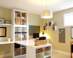 ikea home office ideas combined with some chic furniture make this home office look chic 5 chic ikea home office