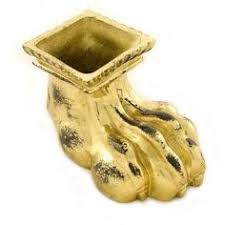 lion paw foot a1 0053 4c furniture feet collier webb foundry brass furniture