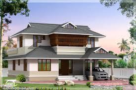 Kerala style villa architecture   sq ft   Kerala home design    Kerala style villa architecture