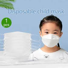 Joliann Official Store <b>Disposable Boy And Girl</b> Colorful Masks For ...
