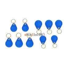 10PCS <b>UID Changeable</b> Keyfob Compatible with MCT Block 0 ...