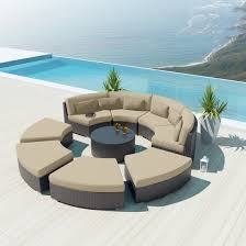 patio furniture sectional couch patio furniture covers sectional sofassofa r lucas brownb patio furnit