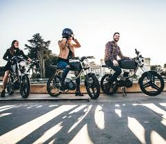 Cloud-Connected <b>Electric</b> Motorbikes Make Smart Cities Even ...