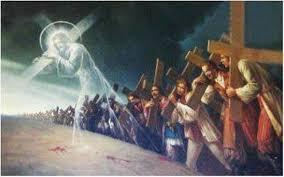 Resultado de imagen de cargar con la cruz
