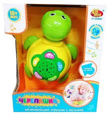 Интерактивная <b>развивающая игрушка ABtoys</b> Черепа... — купить ...