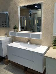 1200mm wall mounted solid surface stone single basin with soild wooden bathroom vanity cloakroom cabinet oka bathroom basin furniture