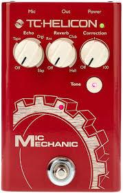 Купить <b>TC Helicon Mic</b> Mechanic 2 <b>вокальный процессор</b>: цена в ...