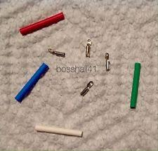 tonearm wire consumer electronics 4 cartridge clips 4 sleeves for tonearm wire turntable record player