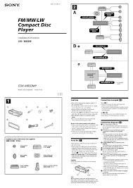 sony xplod 52wx4 wiring diagram wiring diagram and schematic design sony xplod cdx gt350mp front obd wiring diagram schematics and diagrams