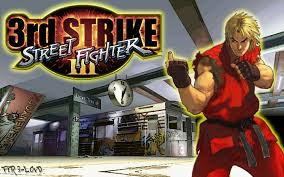 Street Fighter 3 or 3rd Strike
