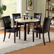 Black And White Kitchen Table Furniture Accessories Dining Room Tables Ideas For Small Spaces