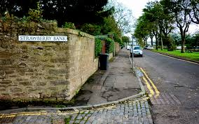 strawberry bank dundee a photo essay brian selway strawberry bank and magdalen green