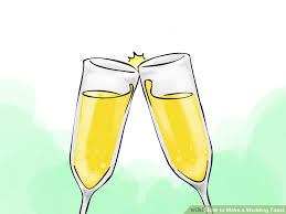 Bridesmaid and Maid of Honor Speech Writing Tips  Image titled Make a Wedding Toast Step