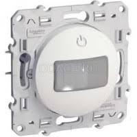 Schneider-Electric Odace Белый <b>Датчик движения</b> 40 - 350 Вт <b>2</b> ...